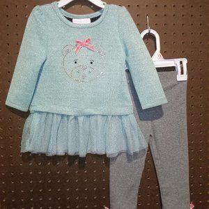 Bonnie Baby 2-Piece Set (18M)